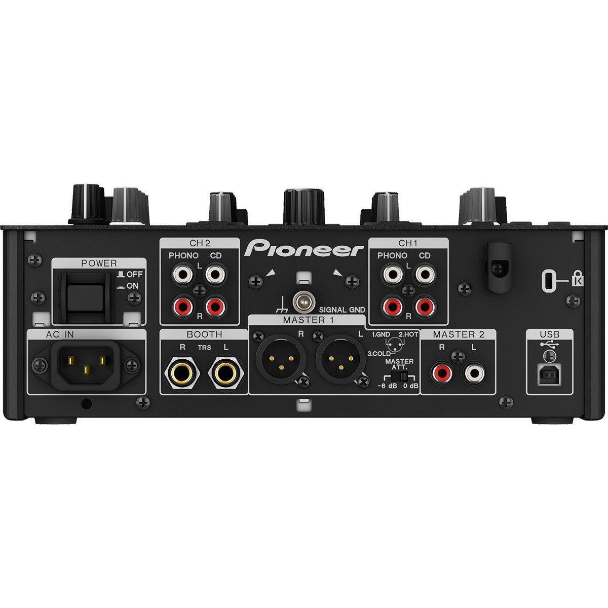 Pioneer DJM-T1 Mixer com Traktor Pioneer DJMT1 para Dj Profissional