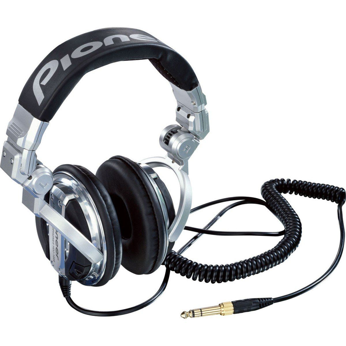 Pioneer HDJ-1000 Fone de Ouvido HDJ1000 para DJ Profissional Confortável Isolamento