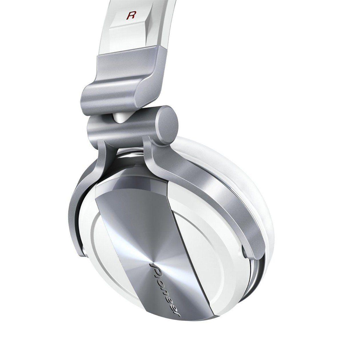 Pioneer HDJ-1500 Fone de Ouvido HDJ1500 Fechado para DJ Profissional com Adaptador