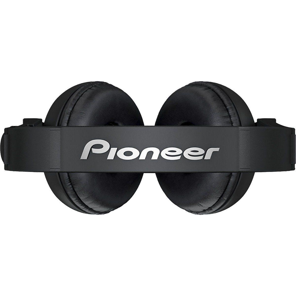 Pioneer HDJ-500T Fone de Ouvido HDJ500T Fechado com Microfone Para DJ e Celular