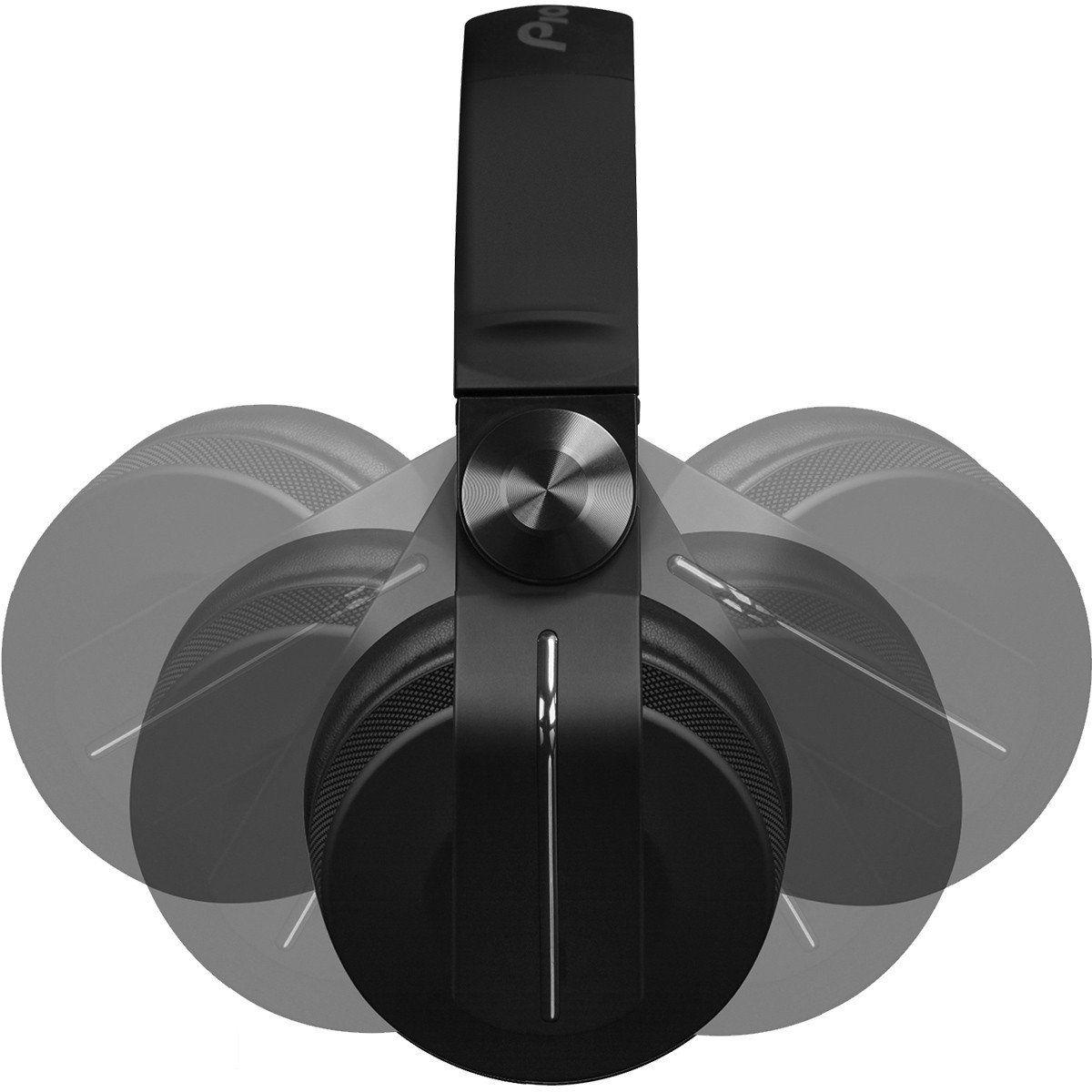 Pioneer HDJ-700 Fone de Ouvido HDJ700 Fechado para DJ Profissional de Alta Qualidade