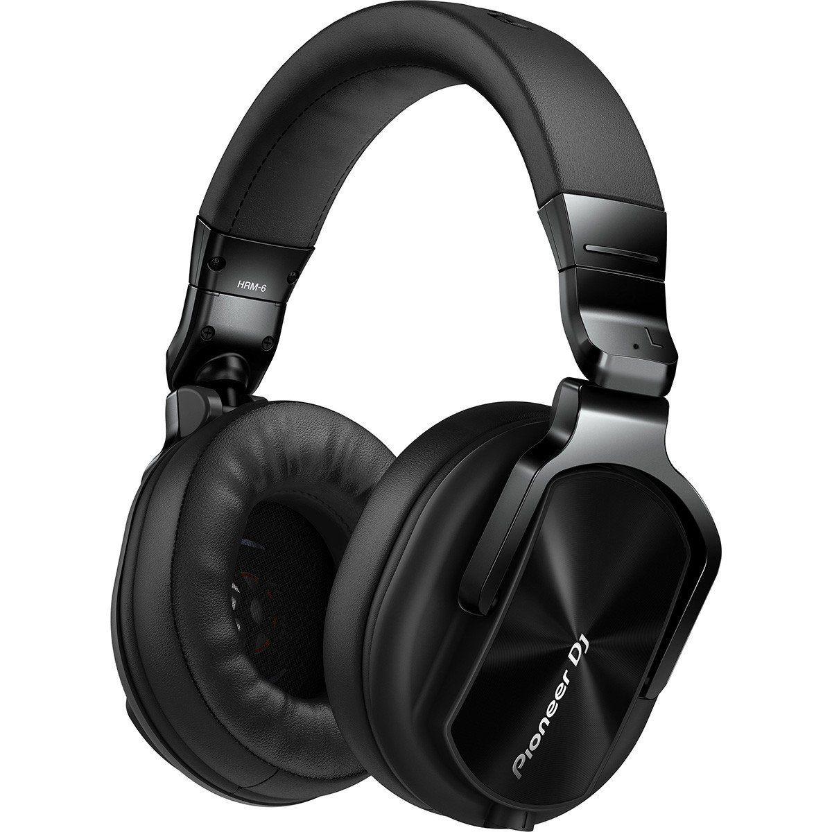 Pioneer HRM 6 Fone de Ouvido HRM-6 Fechado Profissional Para Estúdio