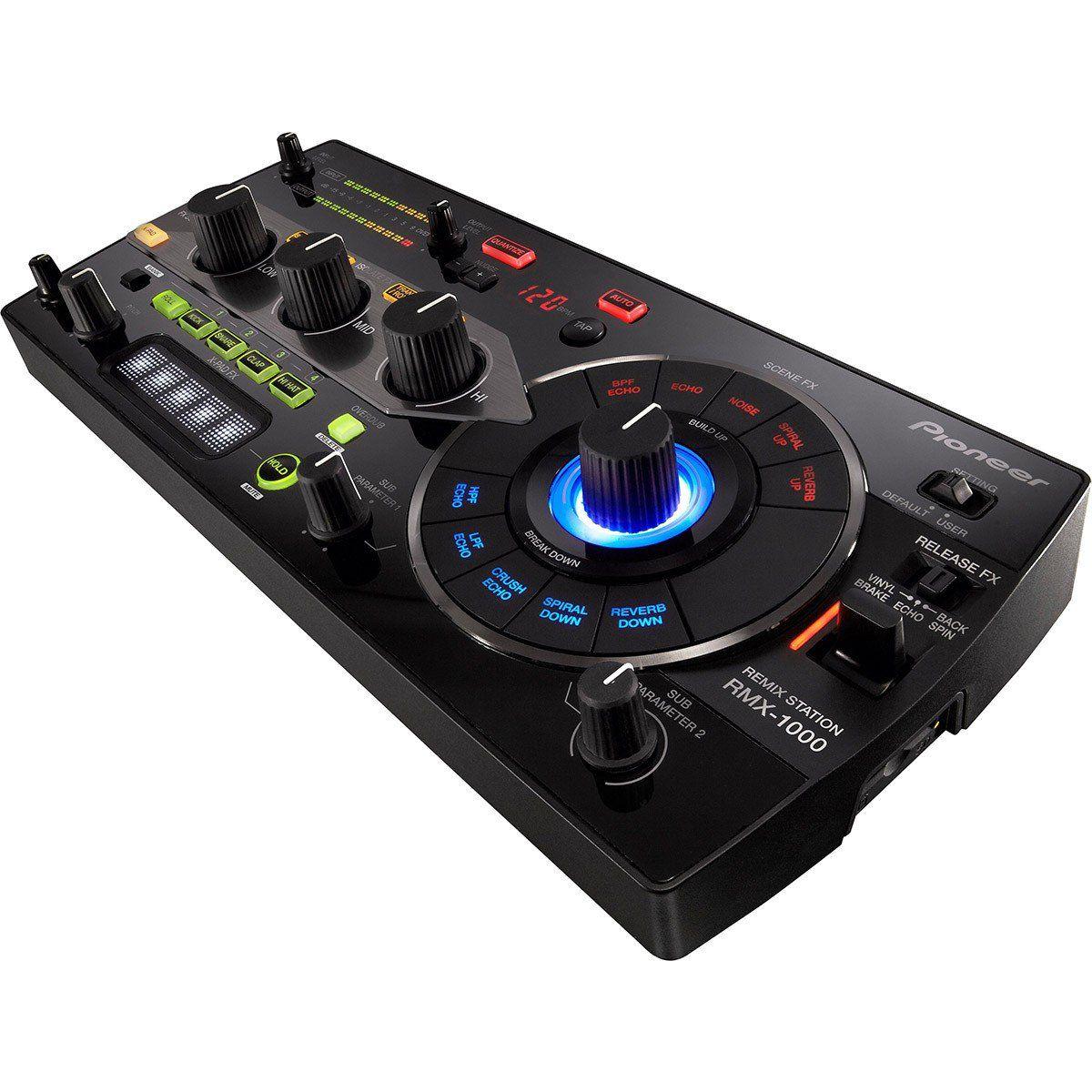 Pioneer RMX-1000 Remix Station Pioneer RMX 1000 de Efeitos Beatbox