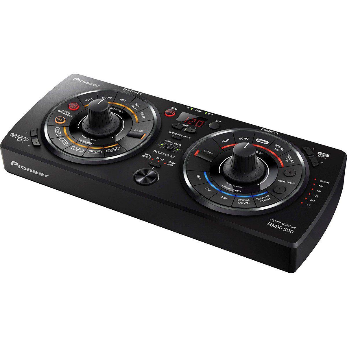 Pioneer RMX-500 Remix Station Pioneer RMX 500 de Efeitos e Arranjos Musicais