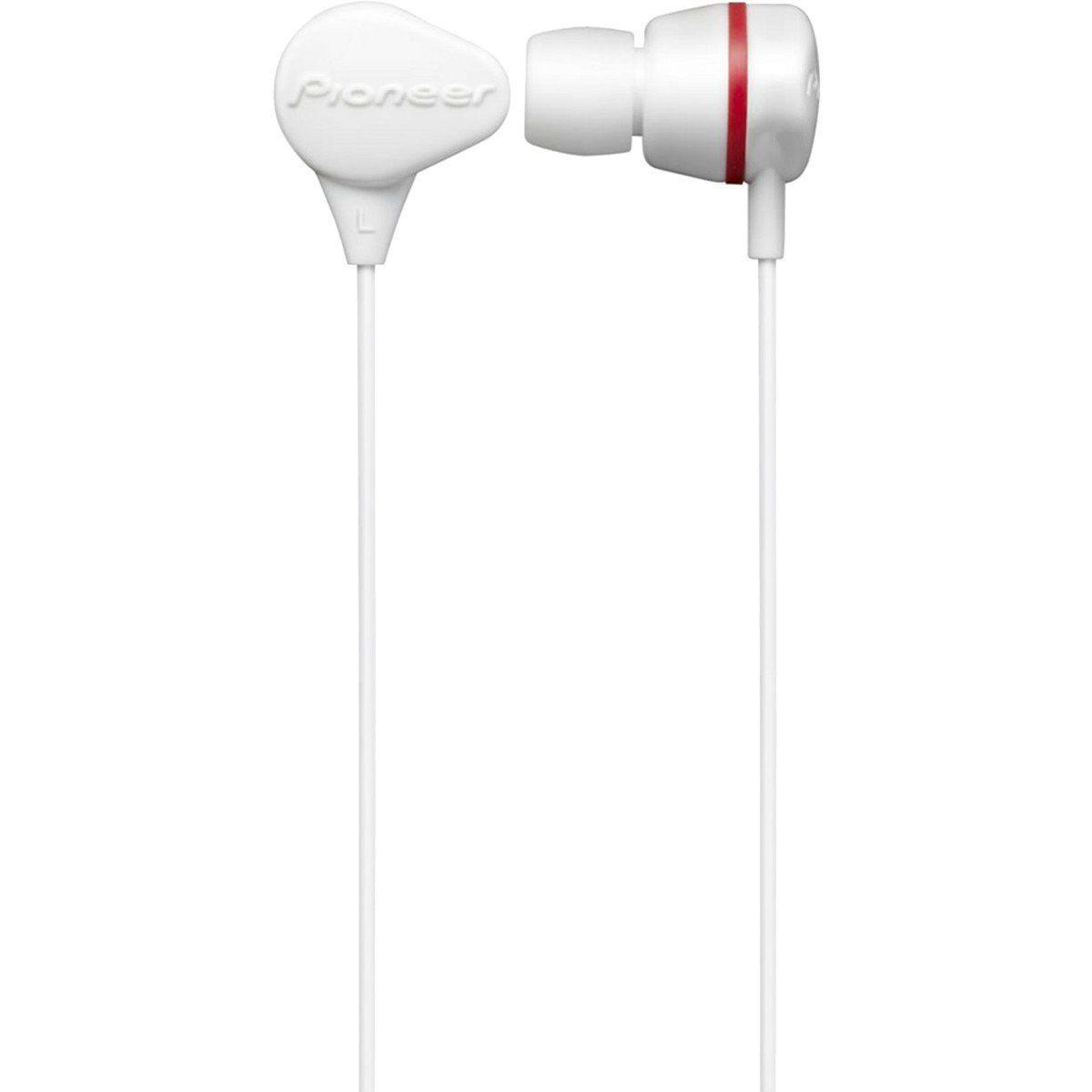 Pioneer SE-CL331 Fone de Ouvido SE CL 331 In-Ear à Prova D'água Ideal para Esportes