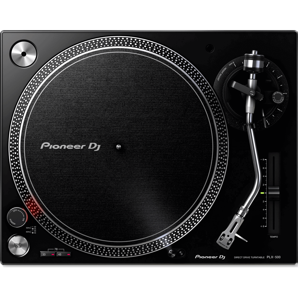 Pioneer PLX 500 Toca Discos Pioneer PLX-500 Direct Drive