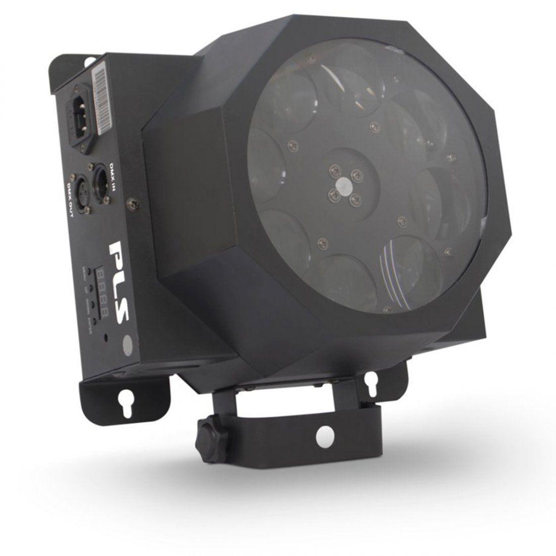 Pls Disco Canhão Refletor de LED Pls Disco para Festas com Lâmpadas 5W