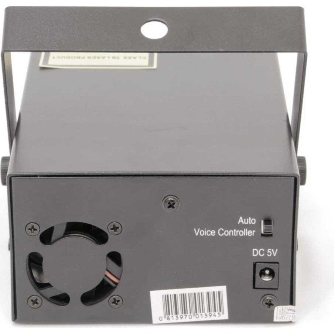 Pls Extra RG Mini Laser Pls Extra RG com Ativação Sonora ou Automática