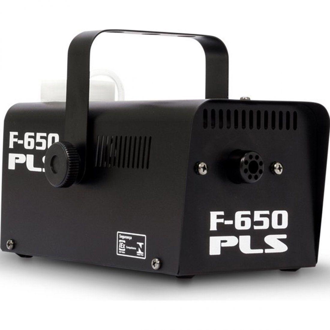 Pls F-650 Máquina de Fumaça Pls F-650 400W