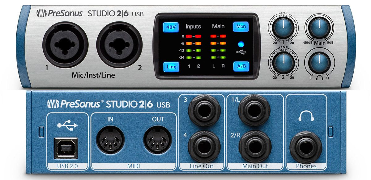 Presonus Studio 26
