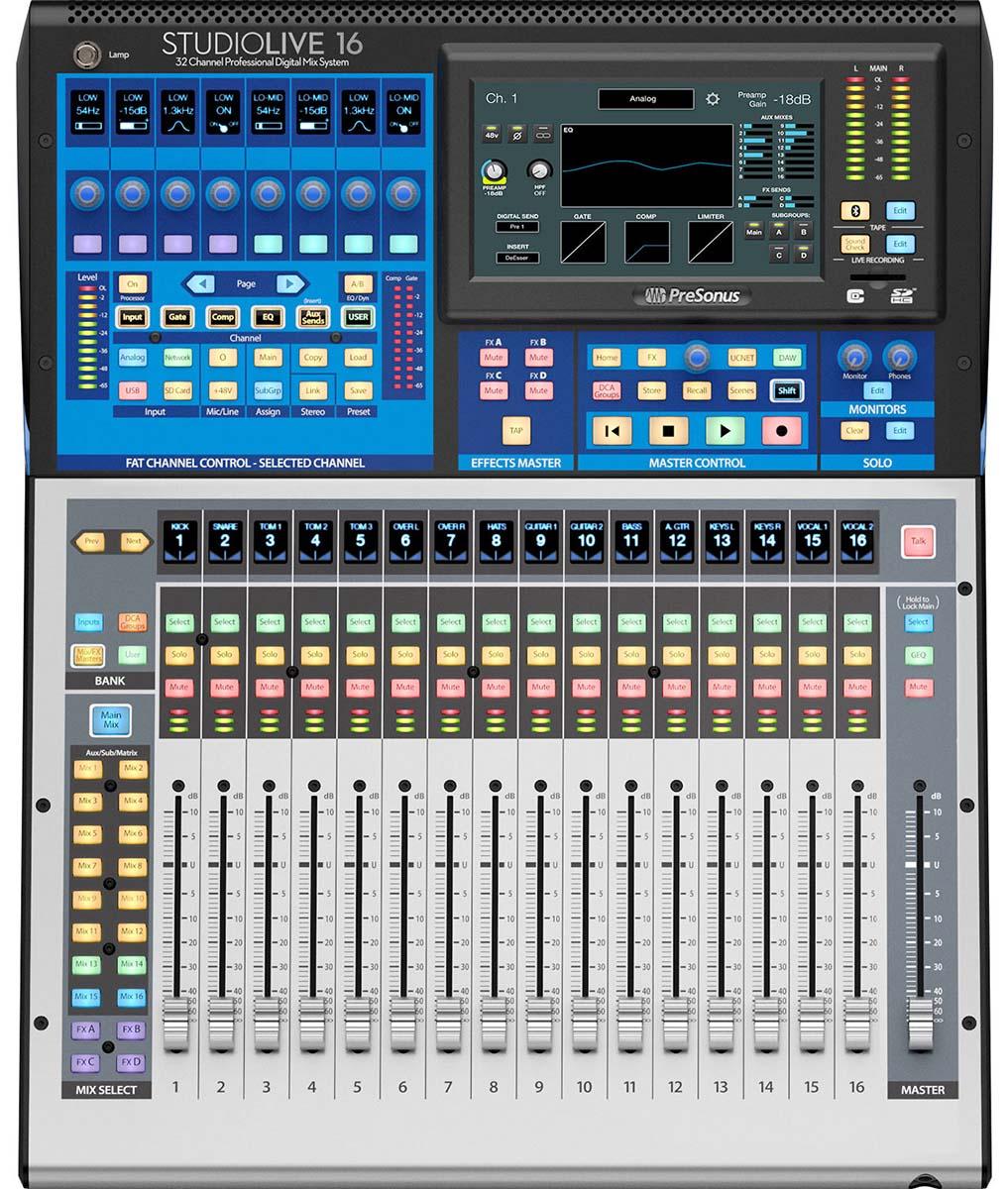 Presonus StudioLive 16 III