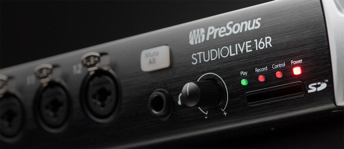 Presonus StudioLive 16 R