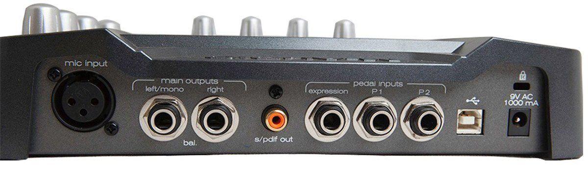 M-Audio Black Box Processador de Efeitos M-Audio Black-Box para Guitarras