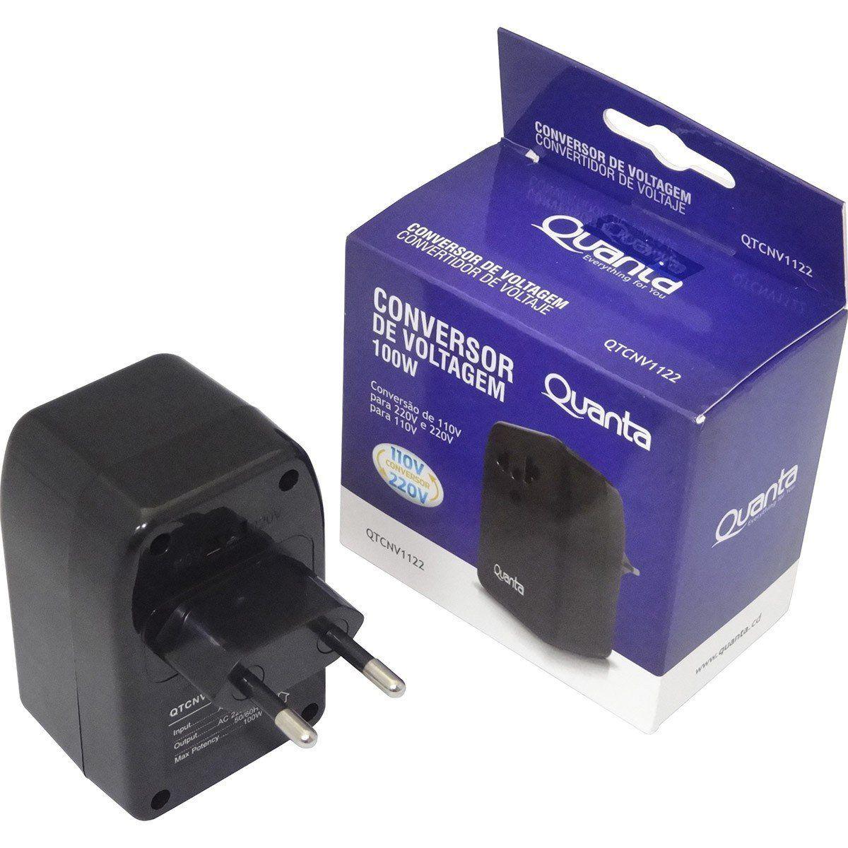 Quanta QT CNV1122 Transformador de Parede