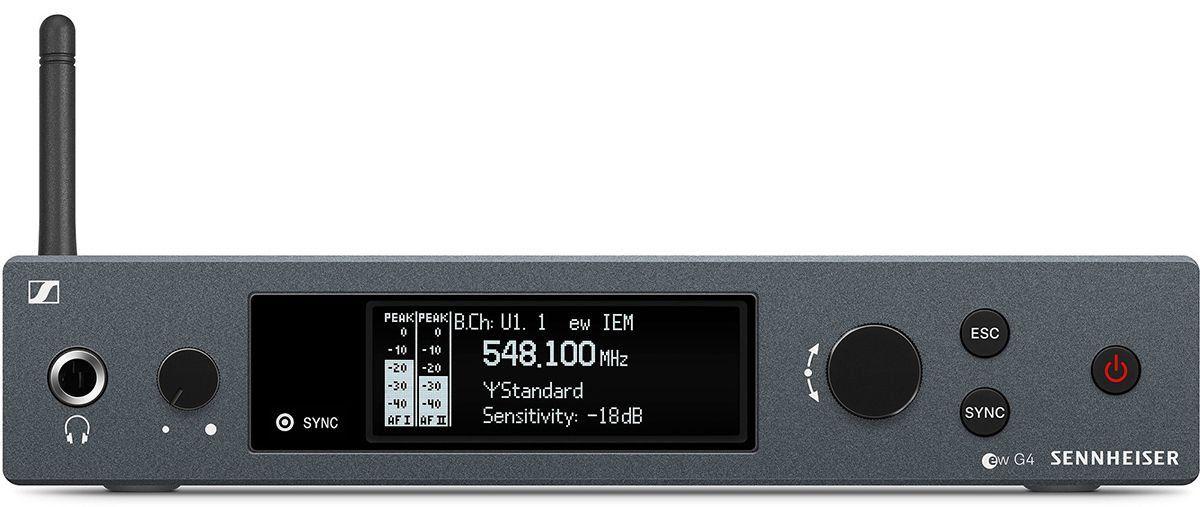 Senneheiser SR IEM G4 Transmissor para sistemas sem fio SRIEMG4