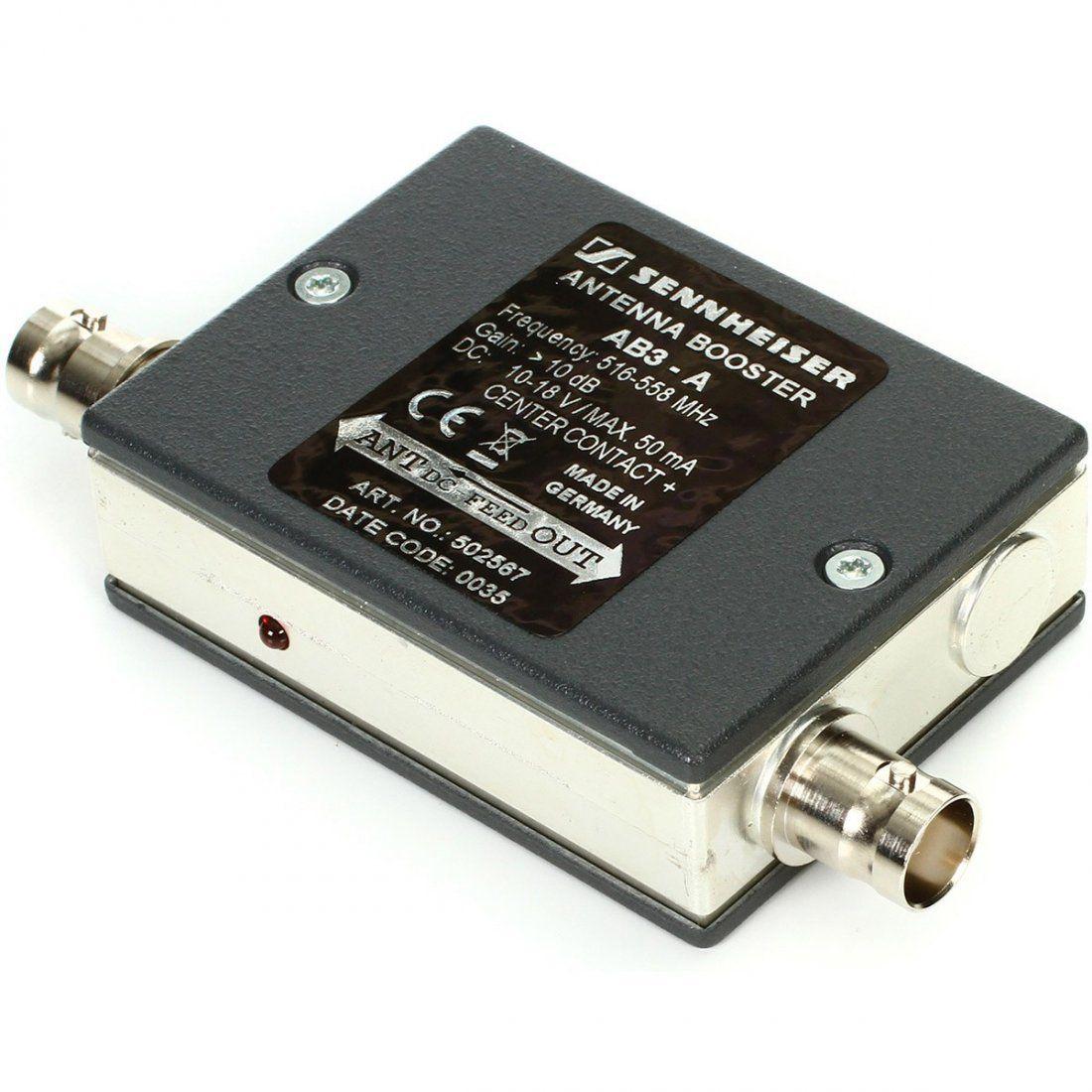 Sennheiser AB3-A Booster para Antenas