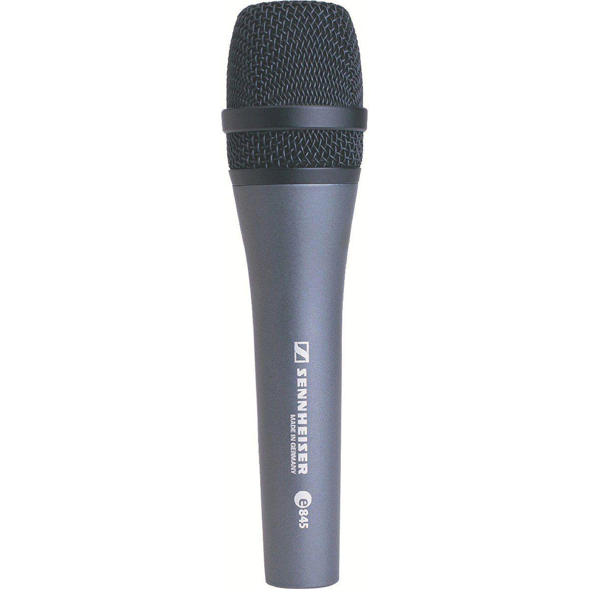 Sennheiser E845 Microfone Dinâmico Supercardióide Sennheiser E 845 para Vocais