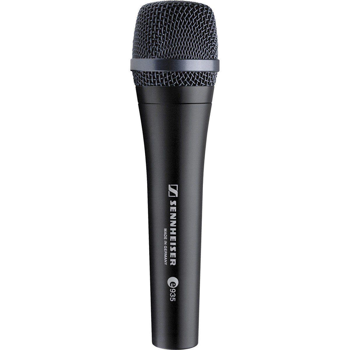 Sennheiser E935 Microfone Dinâmico Cardioide Sennheiser E 935 Profissional para Vocais