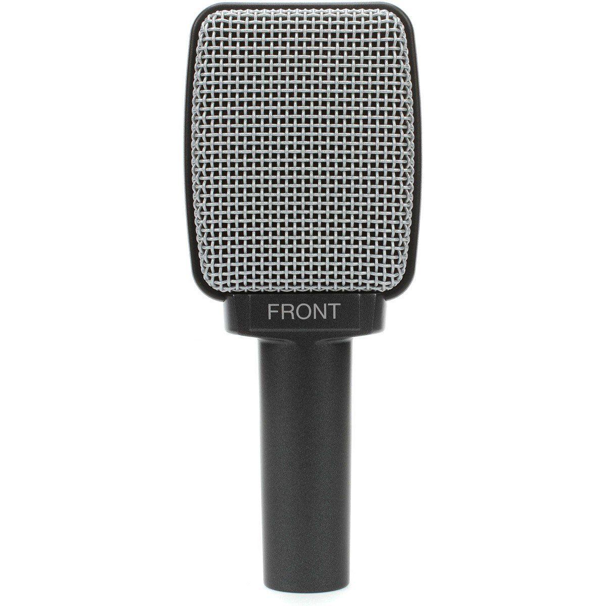 Sennheiser E609 Microfone Supercardióide Sennheiser-E609  Prata para Instrumentos