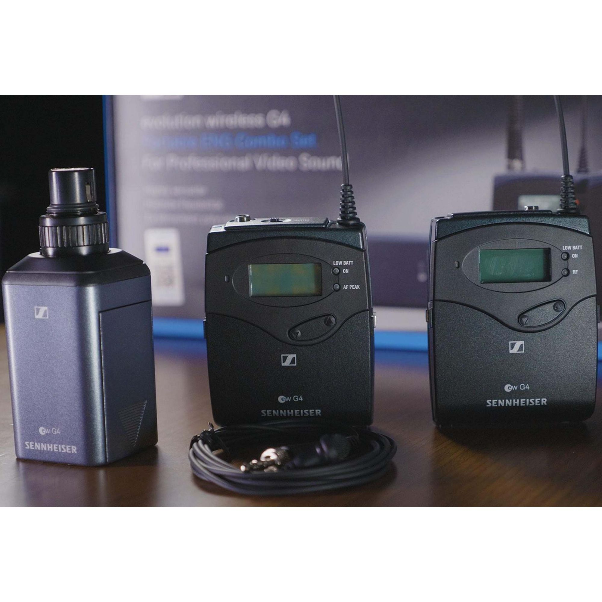 Sennheiser EK 500 G4 receptor de montagem em câmera EK 500 G4