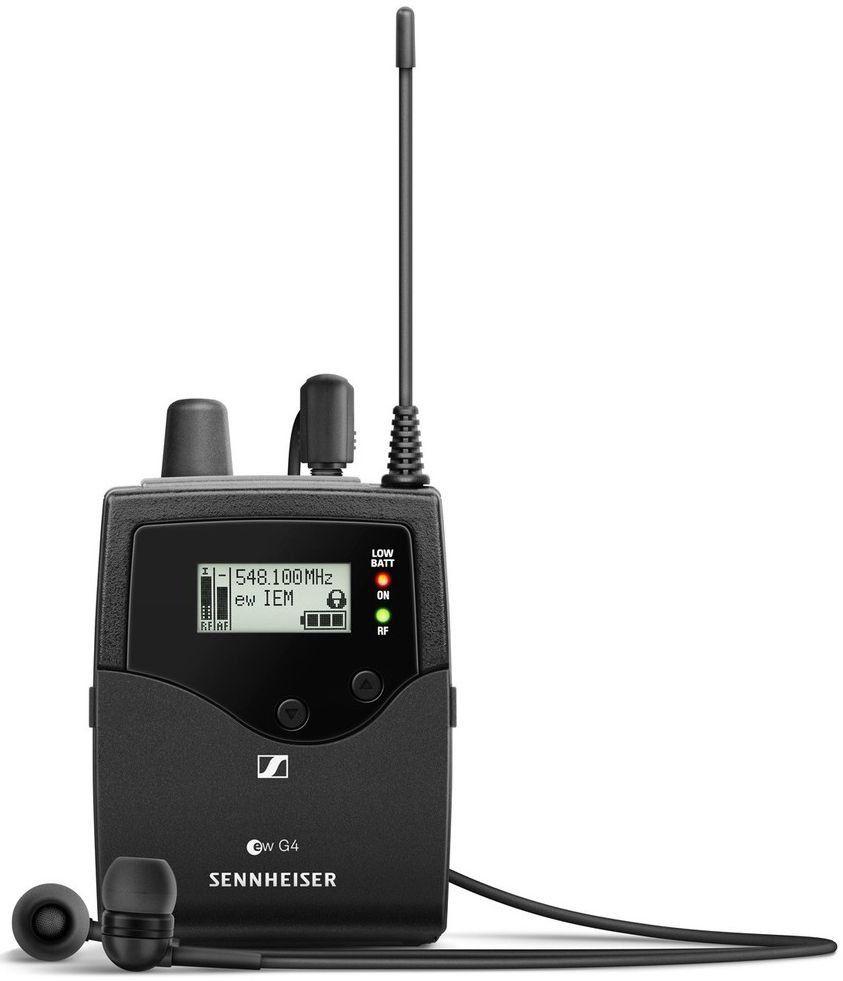 Sennheiser EK IEM G4 Sistema de monitoramento sem fio EKIEM-G4