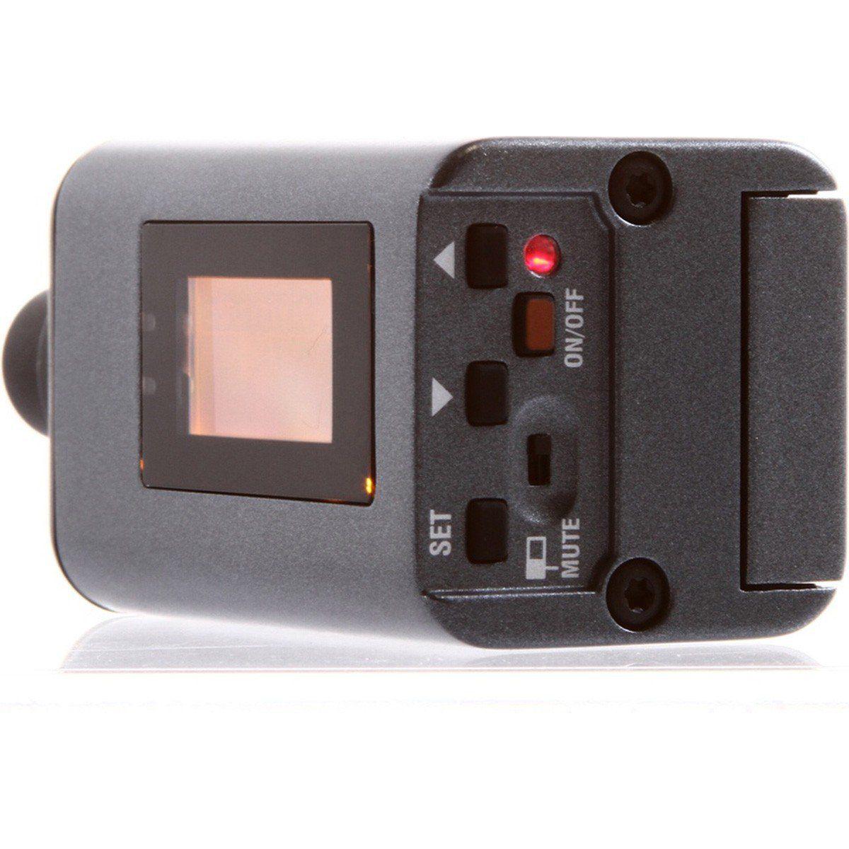 Sennheiser EW 100 ENG-G3 Microfone de lapela Sennheiser EW100 ENG-G3 para Câmeras