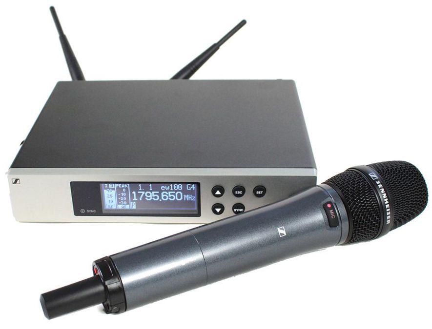 Sennheiser EW 100 G4-835-S Sistema sem fio EW100 G4-835S