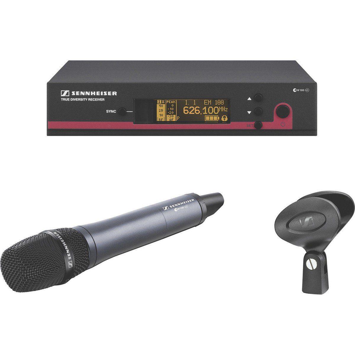 Sennheiser EW 115 g3 Sistema de Microfone sem fio EW115-G3 para Apresentações
