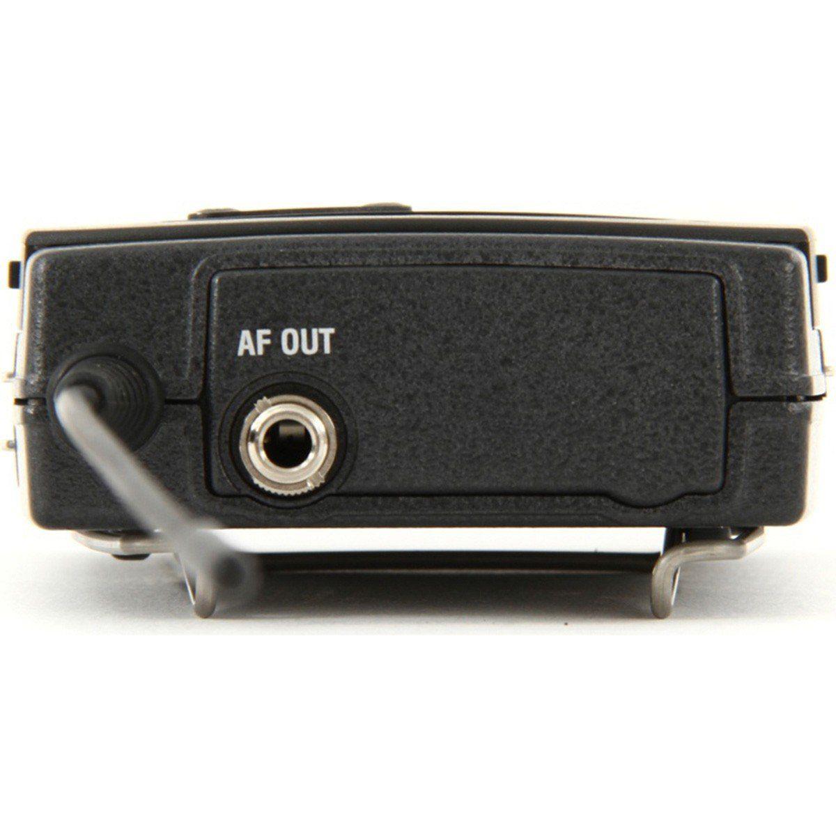 Sennheiser ew135pg3 Microfone sem Fio Sennheiser EW135p-G3 para Câmeras