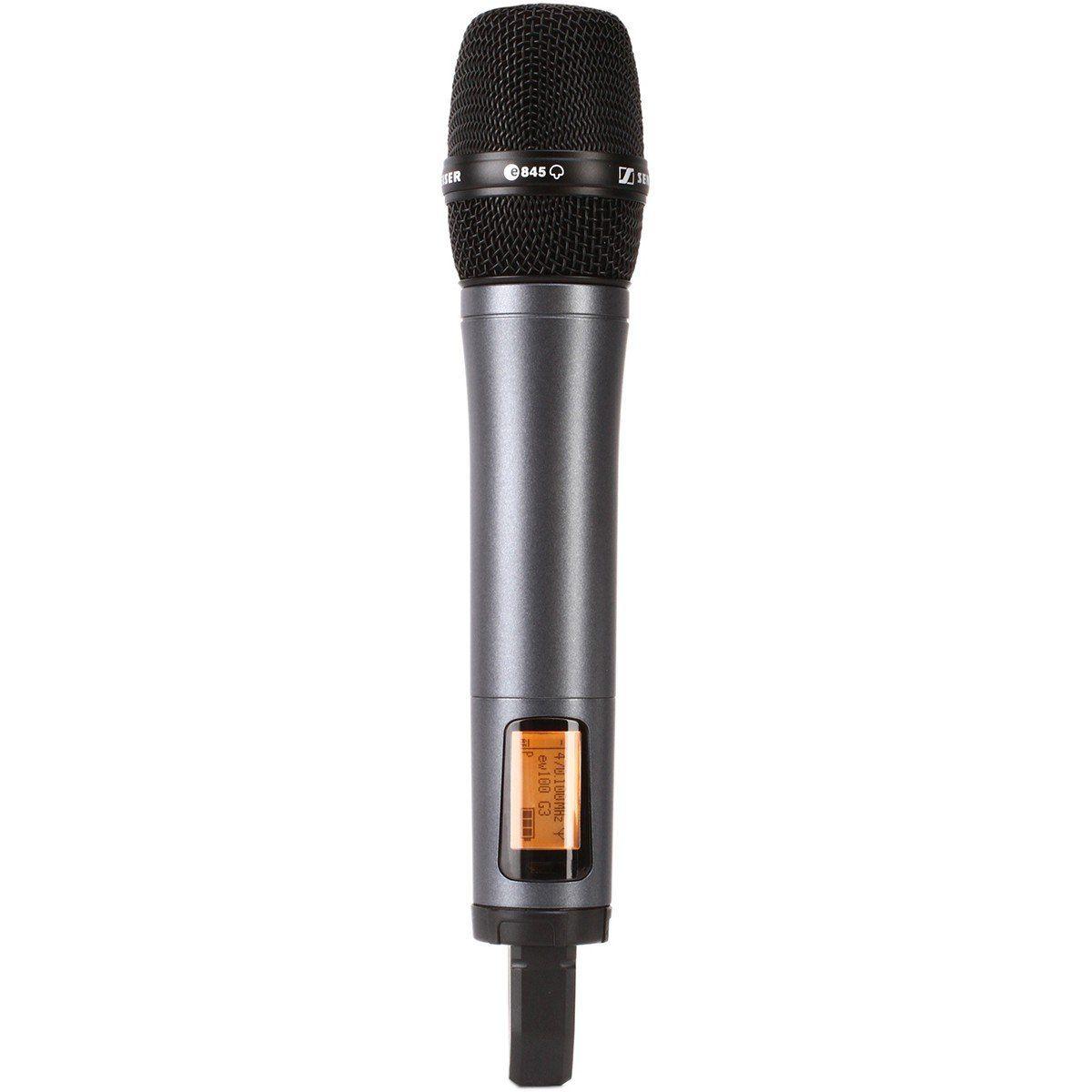 Sennheiser EW145 G3 Microfone Sem fio Sennheiser EW145-G3 para Performances em Palco