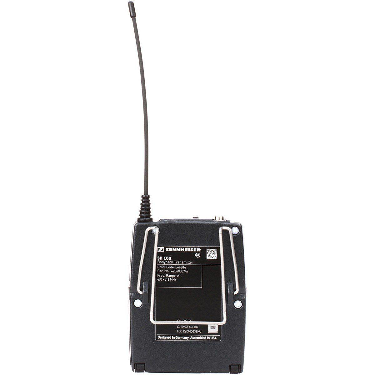 Sennheiser EW 172 G3 Microfone Sennheiser EW172-G3 Sistema para Instrumentos