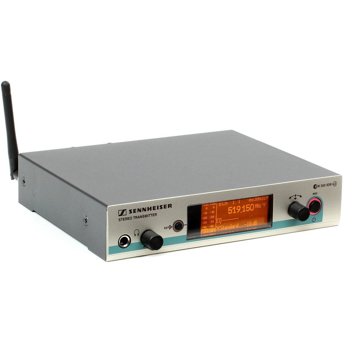 Sennheiser EW300-2 IEM-G3 Sistema sem Fio para Monitoramento