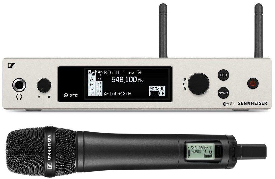 Sennheiser EW 300 G4-865-S Sistema com microfone sem fio EW 300 G4 865-S