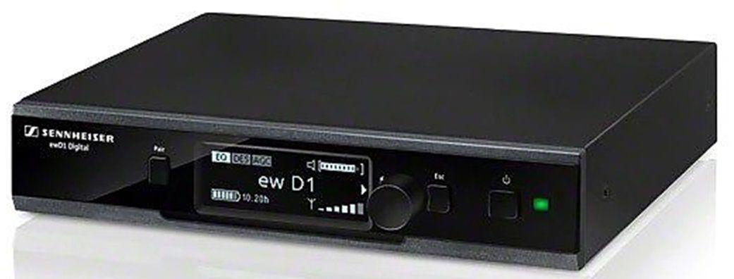 Sennheiser EW D1-ME2-NH-US Sistema sem fio EW D1-ME2-NH-US
