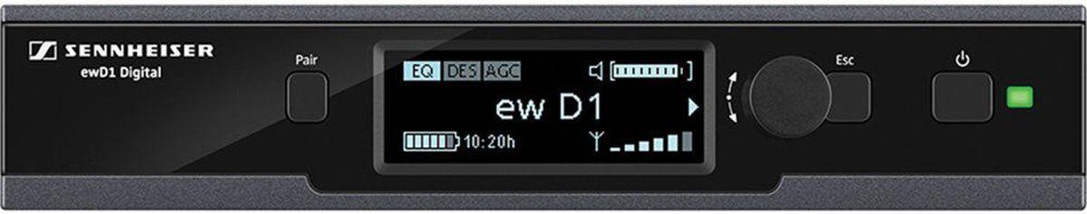 Sennheiser EW D1-ME3-NH-US Sistema sem fio EW D1 ME3 NH US