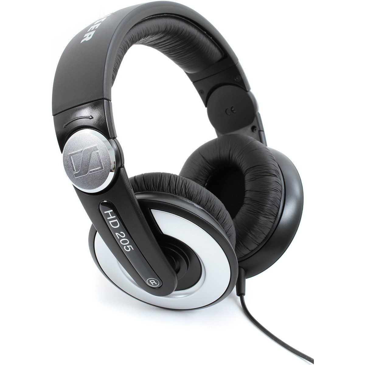 Sennheiser HD205-II | Fone de Ouvido Dj e Produtor HD205-II