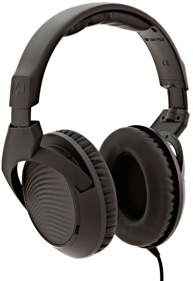 Sennheiser HD 200 Pro fone de ouvido para monitoração Sennheiser HD200Pro