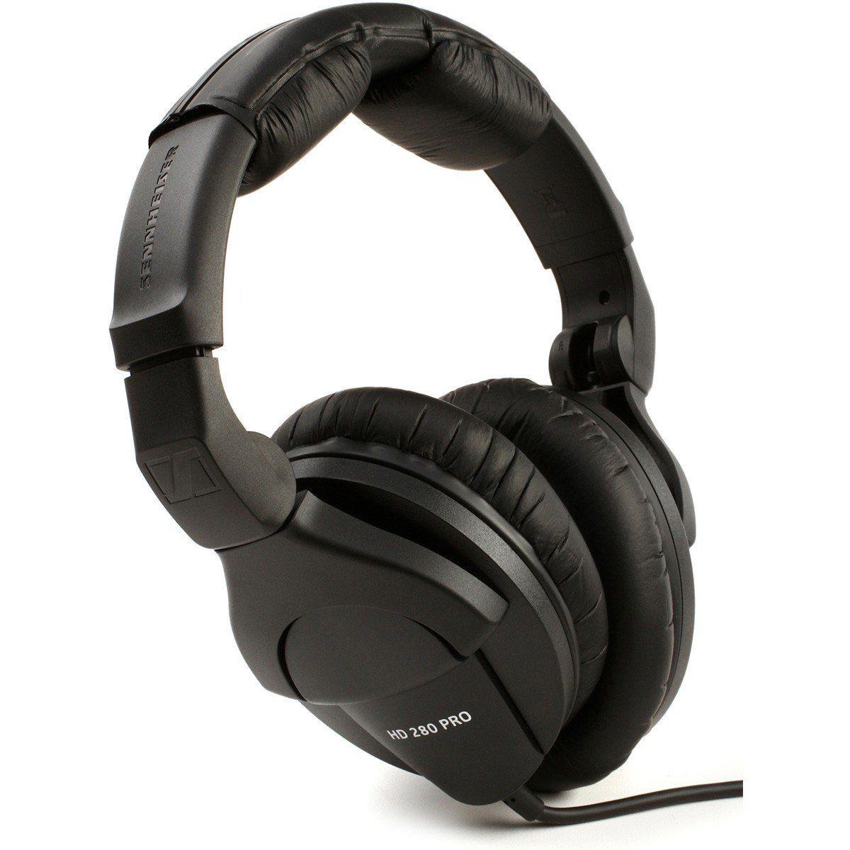 Sennheiser HD280-Pro Fone de Ouvido HD-280 Pro para Mixagem e Gravação em Estúdio