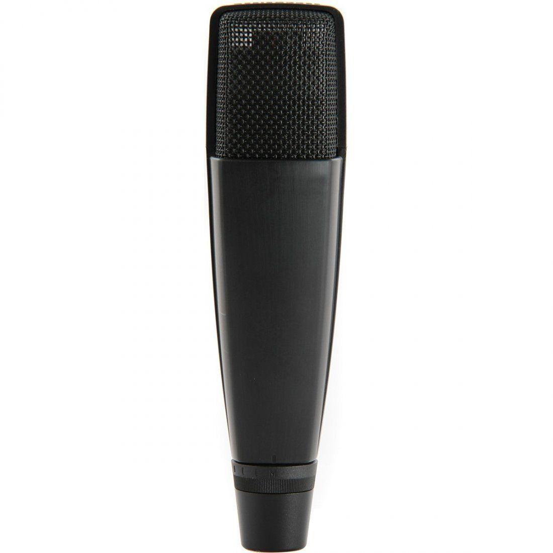 Sennheiser MD 421-II Microfone Dinâmico Cardioide Sennheiser MD-421 II para Instrumentos