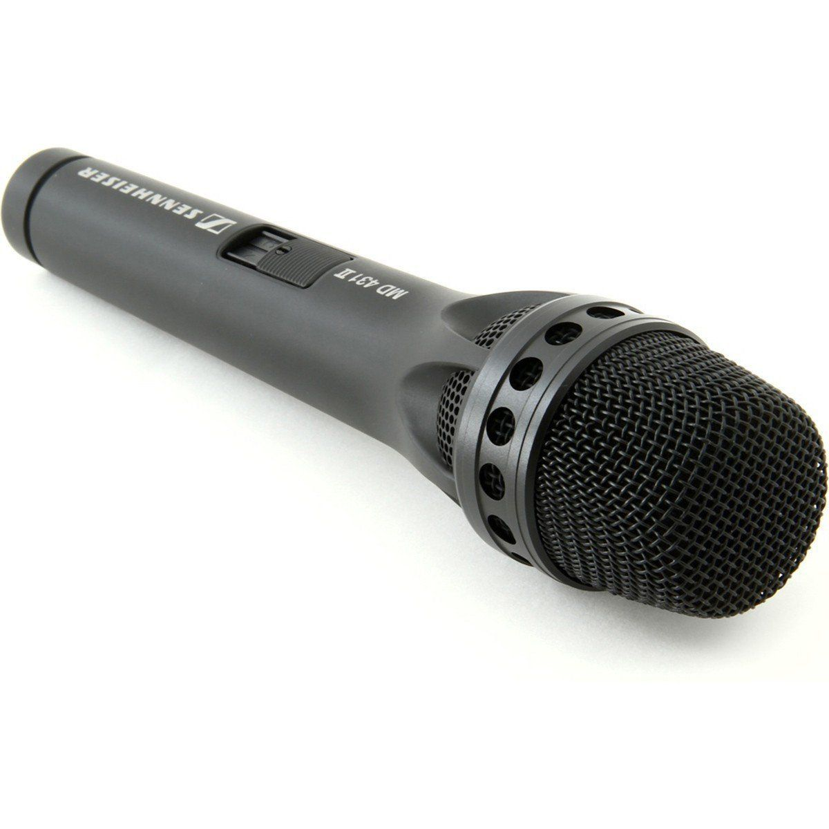 Sennheiser MD 431-II Microfone Dinâmico SuperCardioide Sennheiser MD431-II para Vocal