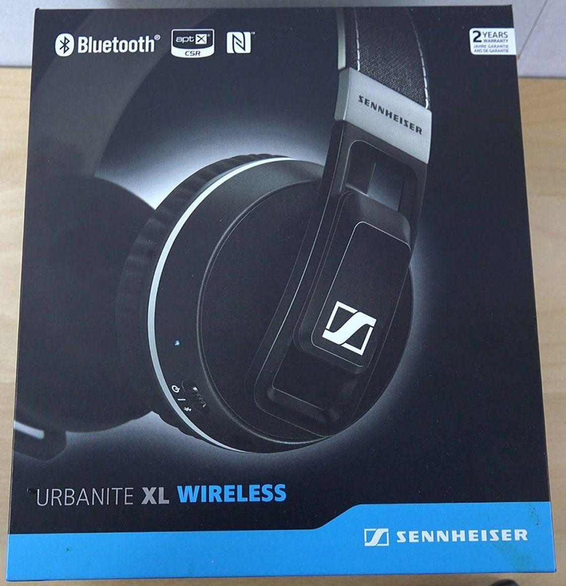 Sennheiser Urbanite XL Fone de ouvido sem fio fechado UrbaniteXL