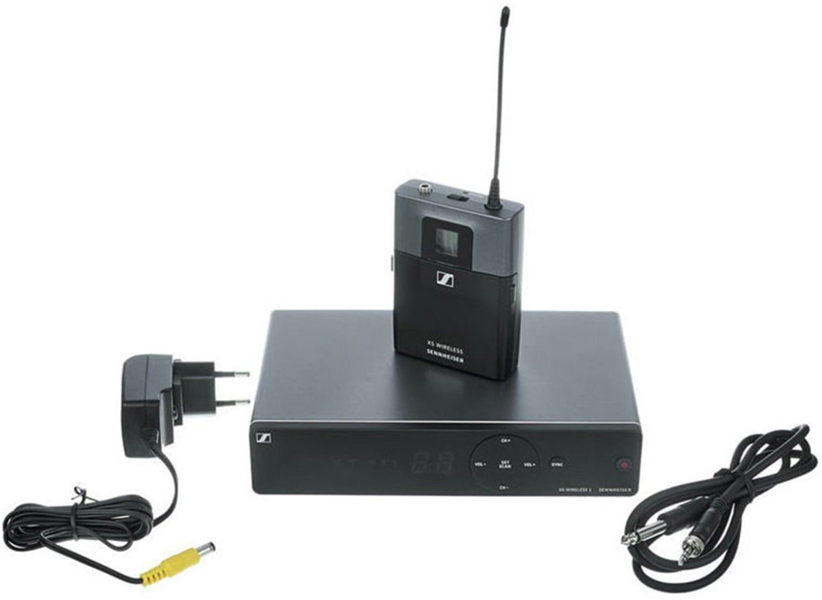 Sennheiser XSW 1-CI1 Microfone sem fio XSW 1-CI1 para guitarra