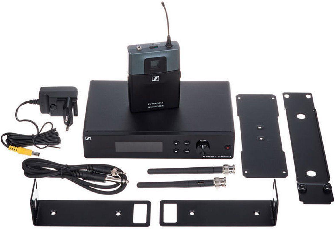 Sennheiser XSW 2-CI1 Sistema sem fio Sennheiser XSW 2CL1 para instrumentos