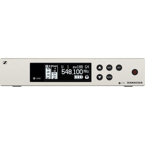 Sennheiser EW 100 G4-845-S Sistema sem fio EW100 G4-845S