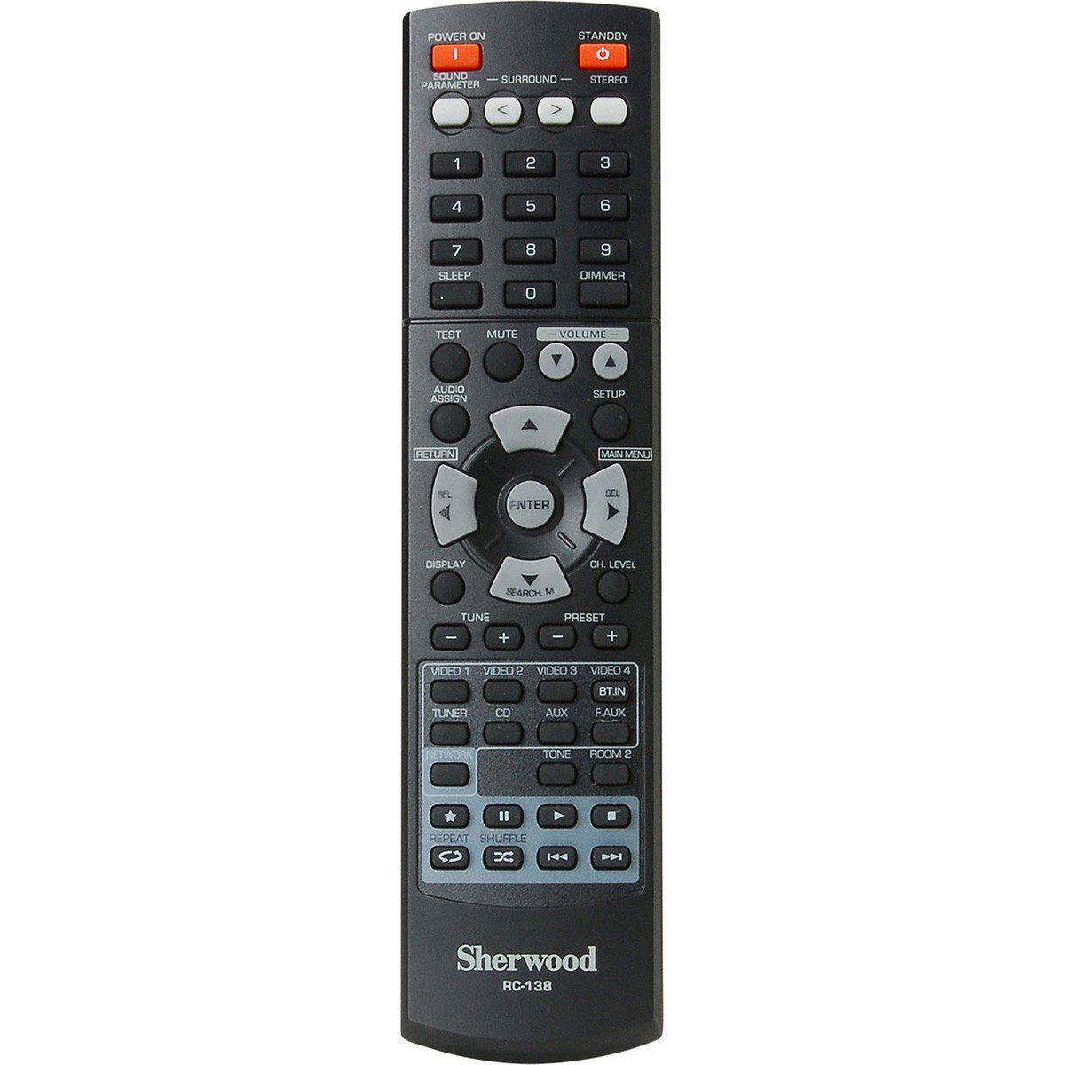 Sherwood RD-7505 Receiver para Sistema Home Theater