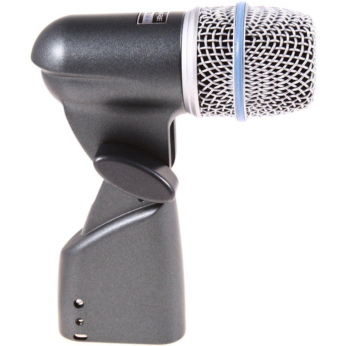 Shure Beta 56A Microfone Shure Beta 56 A para Instrumentos de Percussão