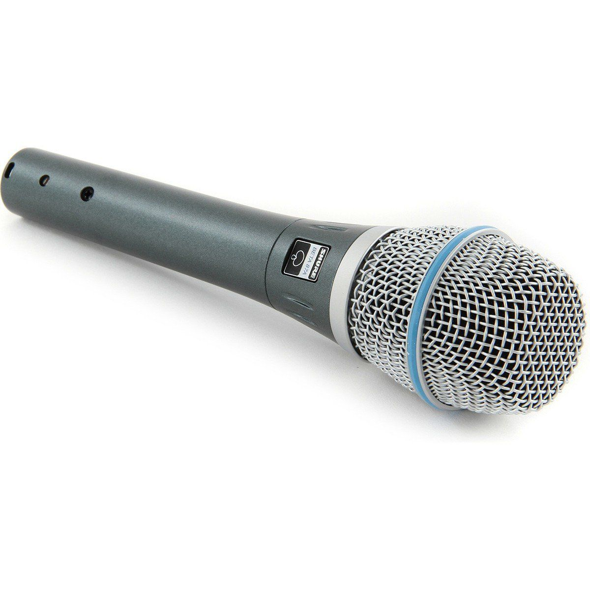 Shure Beta 87A Microfone Condensador Supercardióide Shure Beta 87 A para Palco
