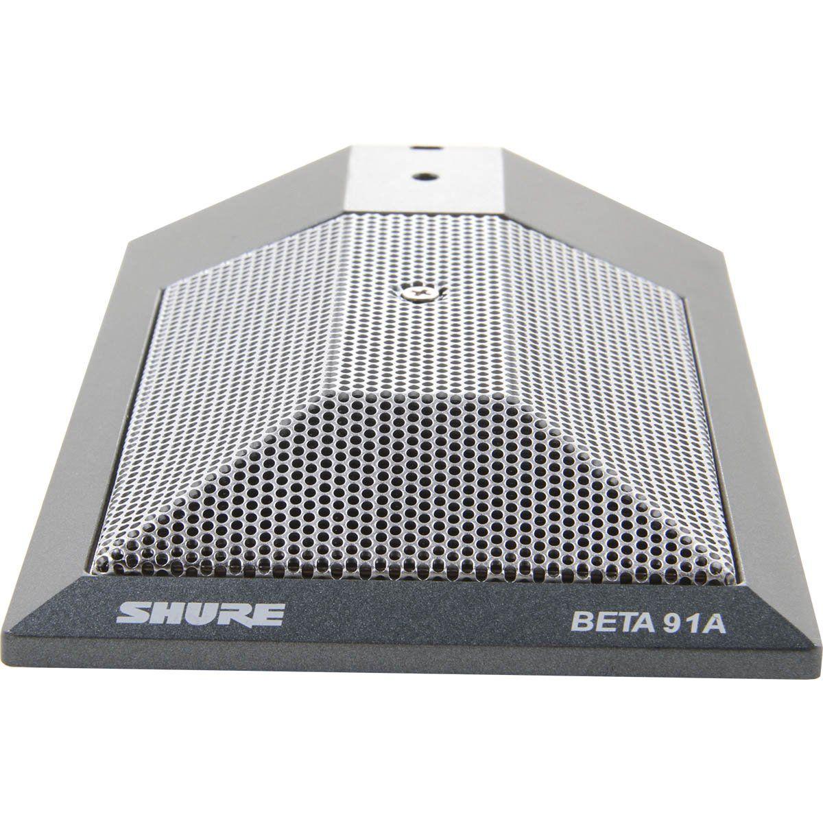 Shure Beta 91A Microfone Para Bumbo e Piano Shure Beta 91 A
