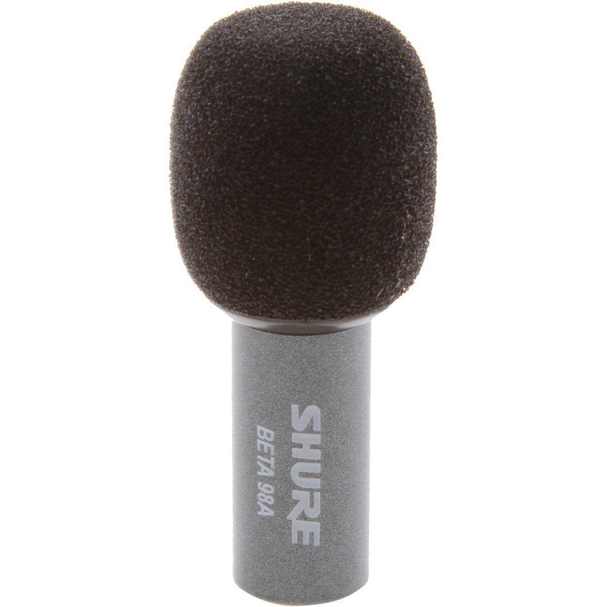Shure Beta 98 AD/C Microfone Condensador Shure B98AD/C para Instrumentos de Percussão