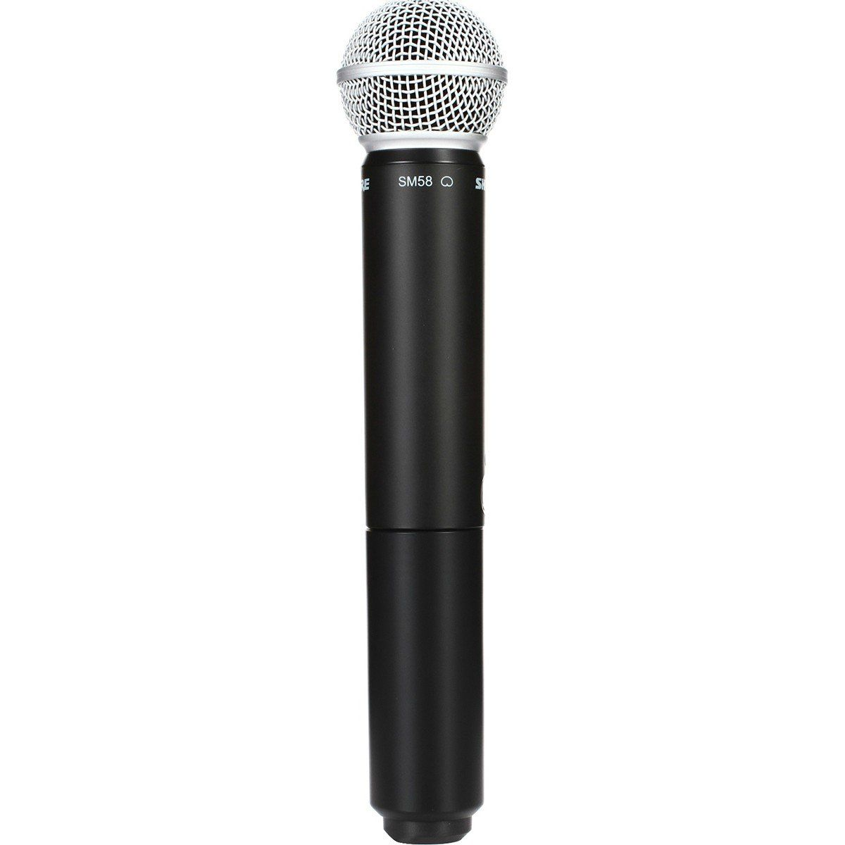 Shure BLX24/SM58 Microfone Sem fio Shure BLX24 SM 58 para Palestras e Eventos